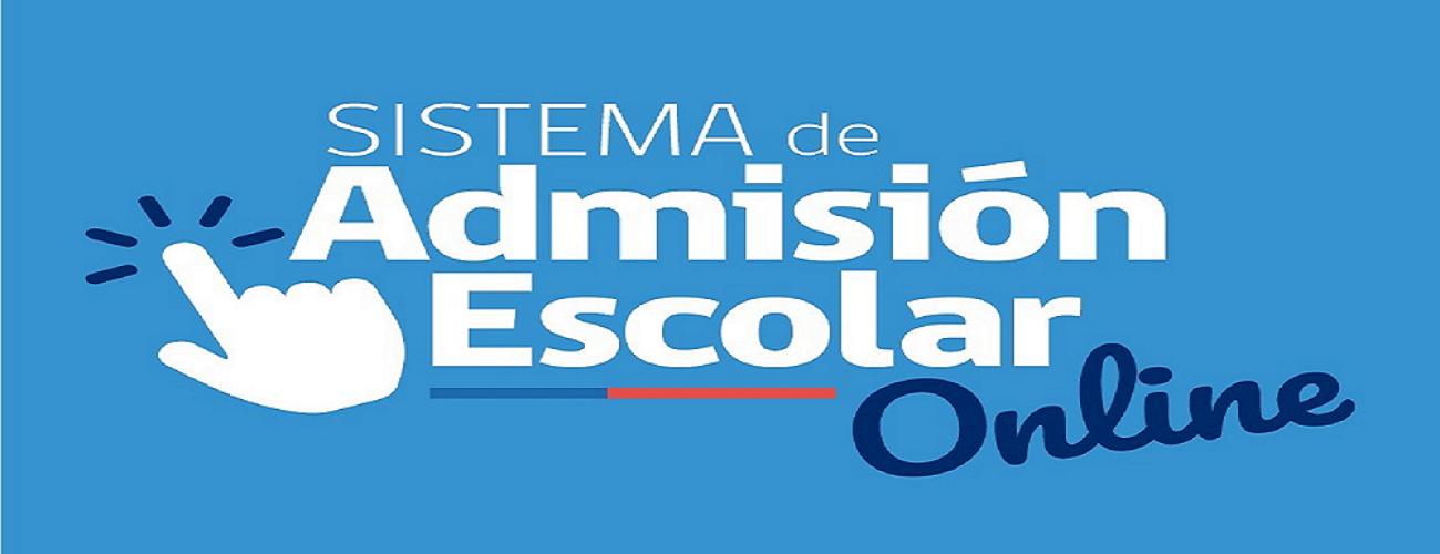 Informamos que ya se acercan las postulaciones del Sistema de Admisión Escolar 2021